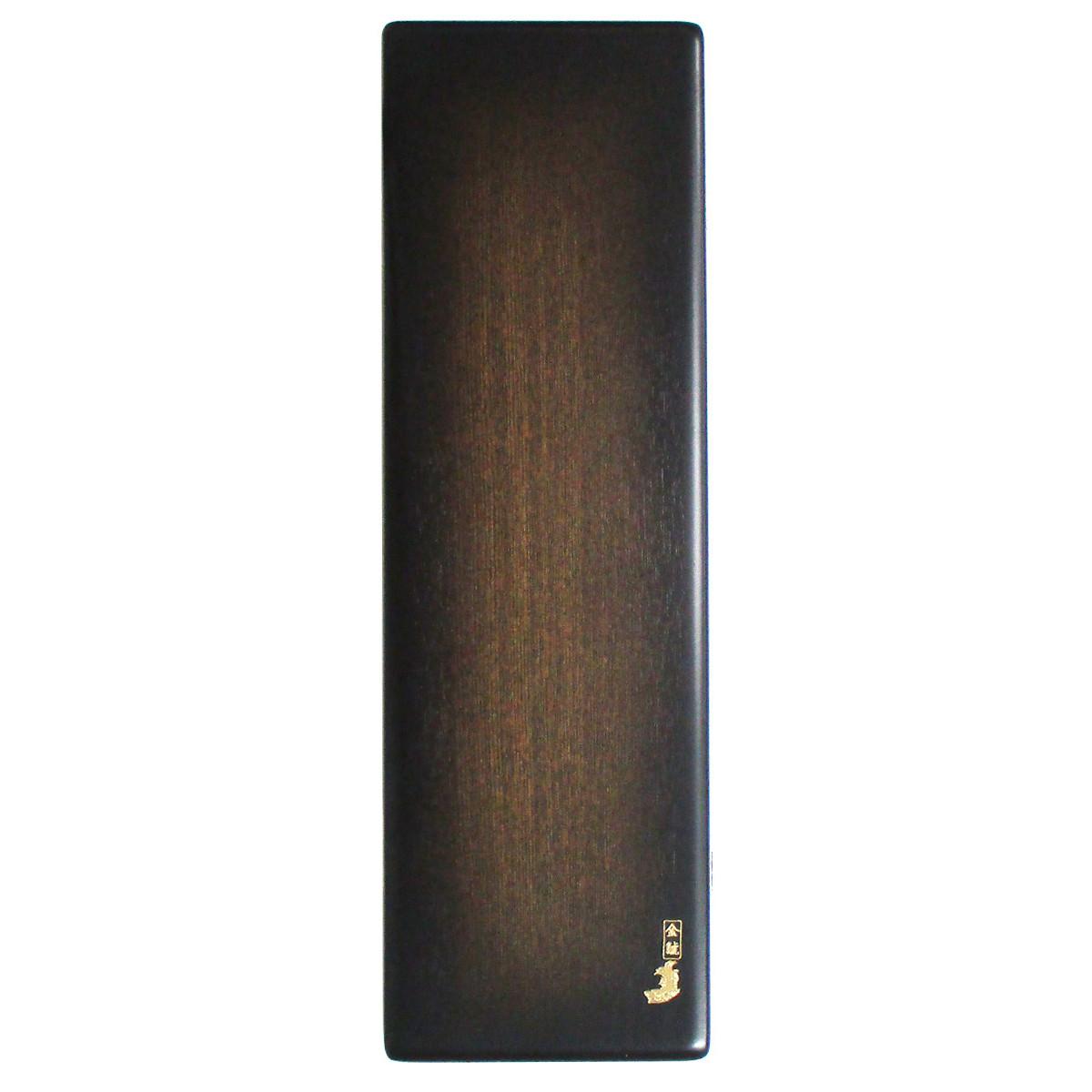 オオモリ 金鯱 うき箱 幅広 No.K640 40cm(12列) 黒(東日本店)