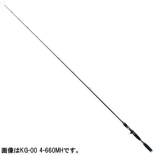 ガンクラフト Killers-00 ディクテイター KG-00 4-660MH ※【大型商品】(東日本店)