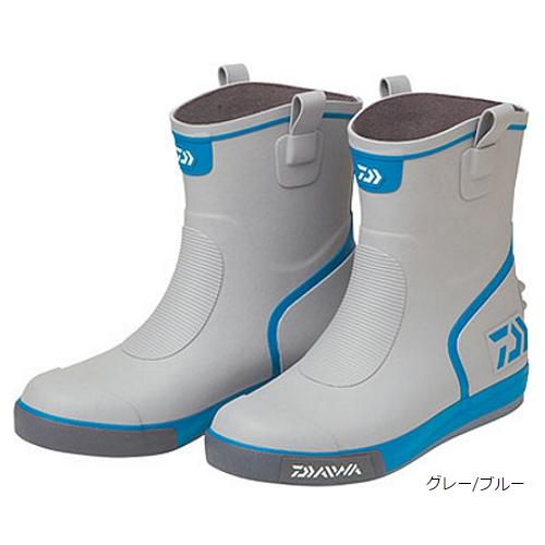 S ネオデッキブーツ ダイワ (Daiwa) ネイビー×ライム 04110671 DB−3410