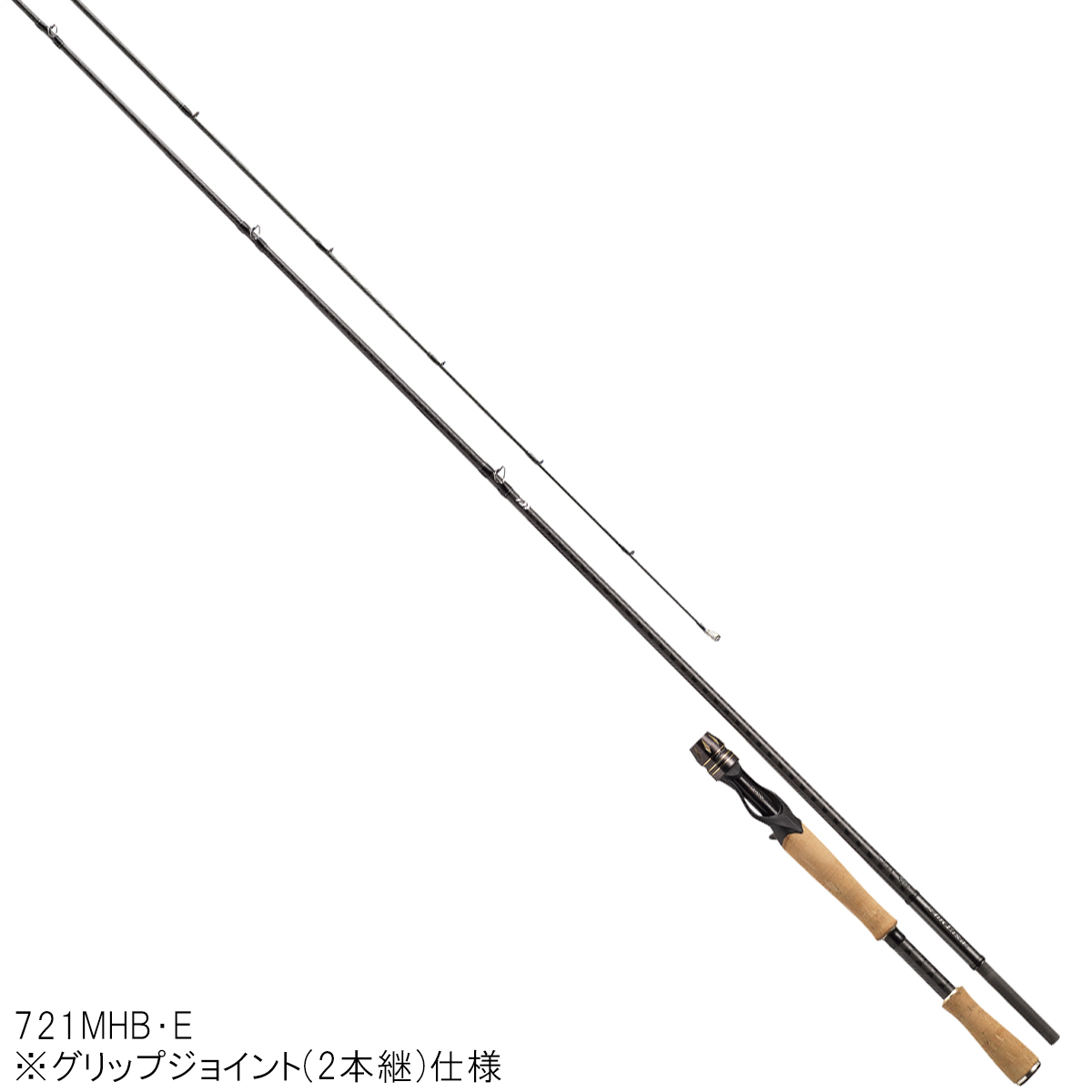 ダイワ エアエッジ ベイトキャスティングモデル 721MHB・E【大型商品】(東日本店)