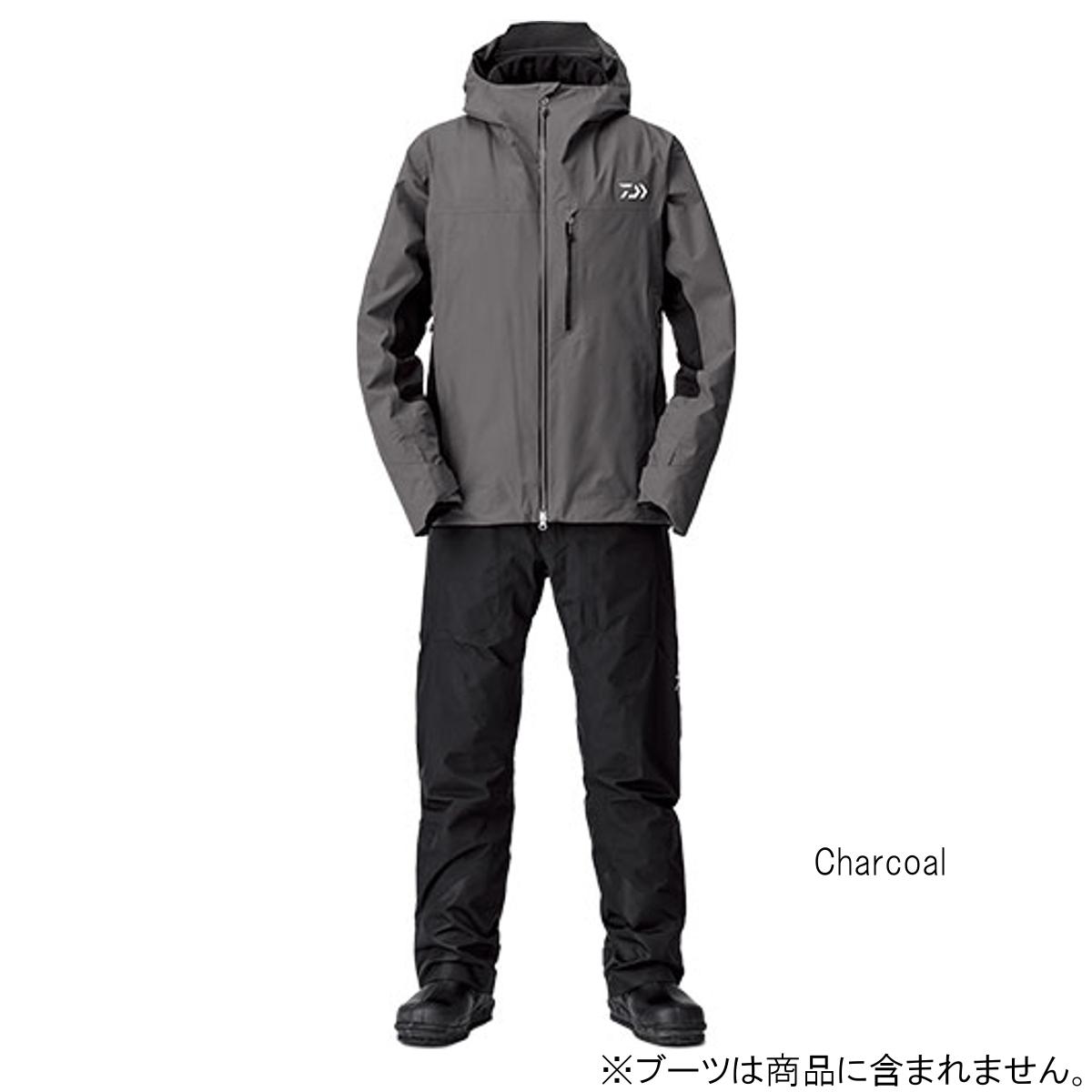 ダイワ ゴアテックス プロダクト ウィンタースーツ DW-1208 XL Charcoal(東日本店)