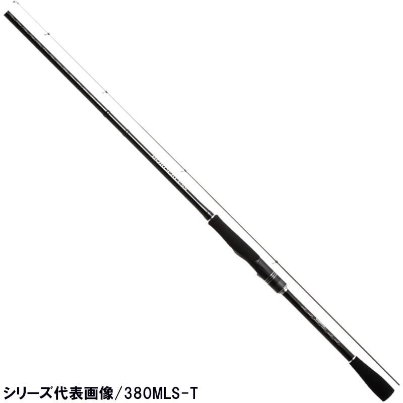 シマノ ボーダレス(ソリッドティップ仕様) 340MS-T [2020年モデル](東日本店)