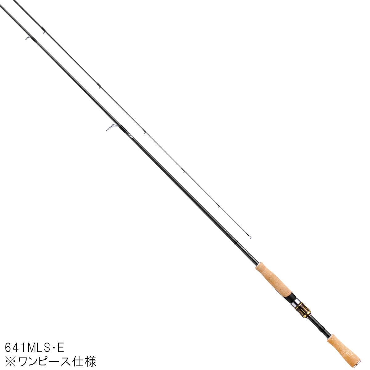 ダイワ エアエッジ スピニングモデル 641MLS・E【大型商品】(東日本店)