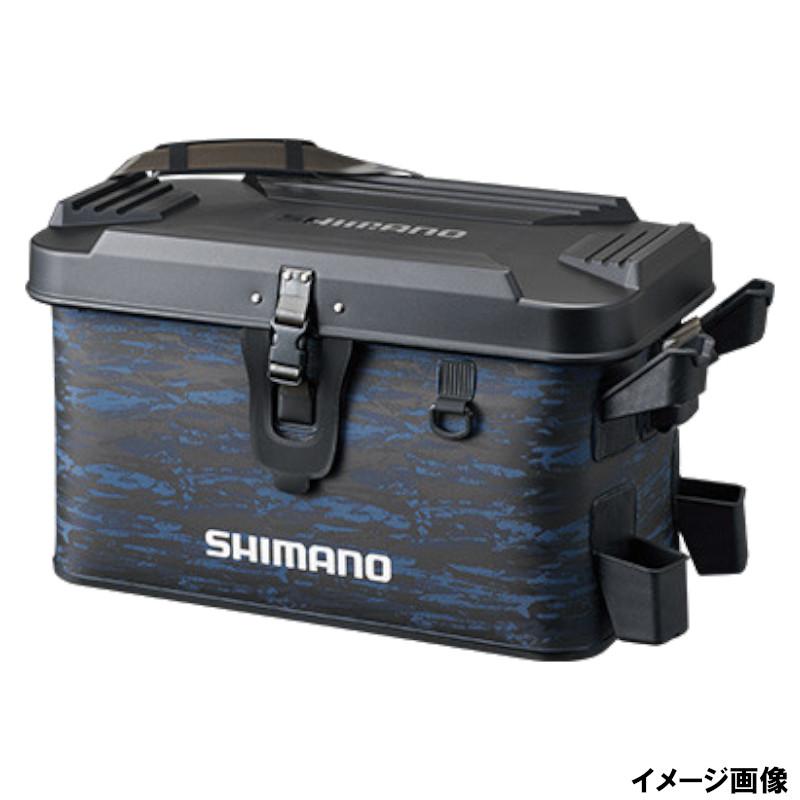 シマノ ロッドレスト ボートバッグ(ハードタイプ) 32L シェードネイビー [BK-007T](東日本店)