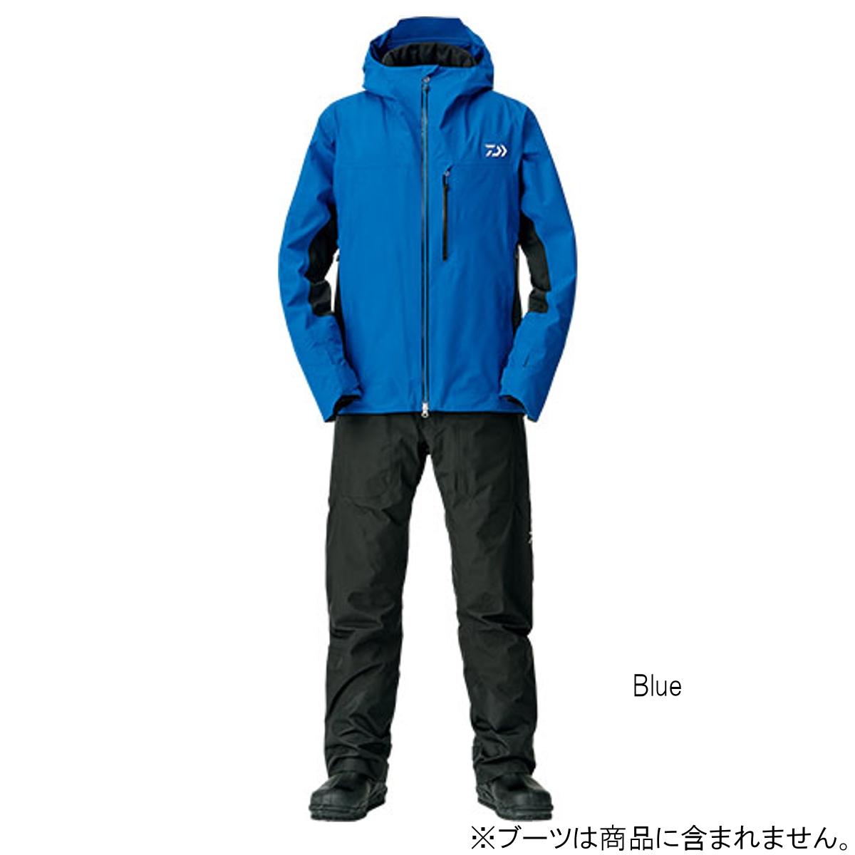 ダイワ ゴアテックス プロダクト ウィンタースーツ DW-1208 L Blue(東日本店)