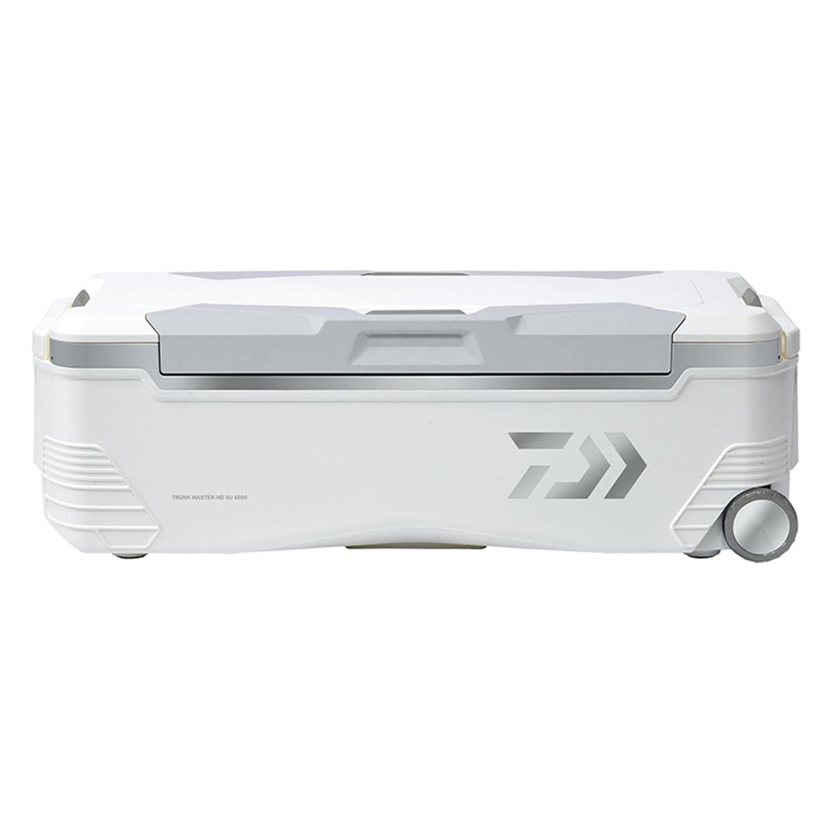 ダイワ トランクマスターHD SU 6000 シルバー クーラーボックス【大型商品】(東日本店)【送料無料】【同梱不可】