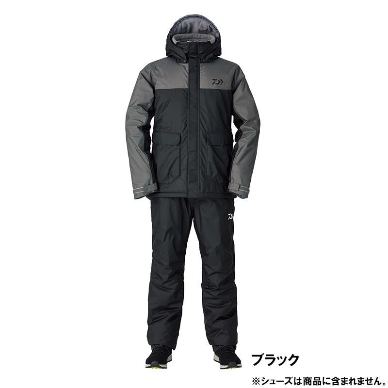 ダイワ DW-3520 レインマックス ウィンタースーツ L ブラック(東日本店)