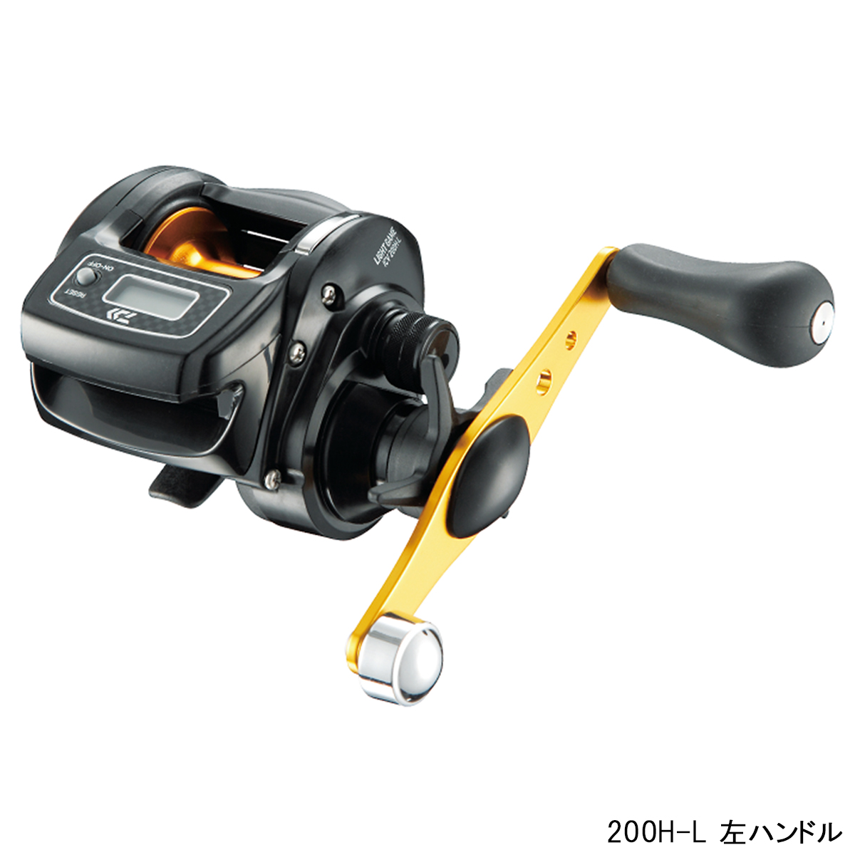 ダイワ ライトゲーム ICV 200H-L 左ハンドル(東日本店)