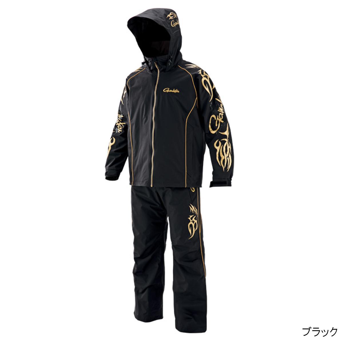 アルテマシールド200 フィッシングレインスーツ(超々耐久撥水仕様) GM-3502 3L ブラック(東日本店)