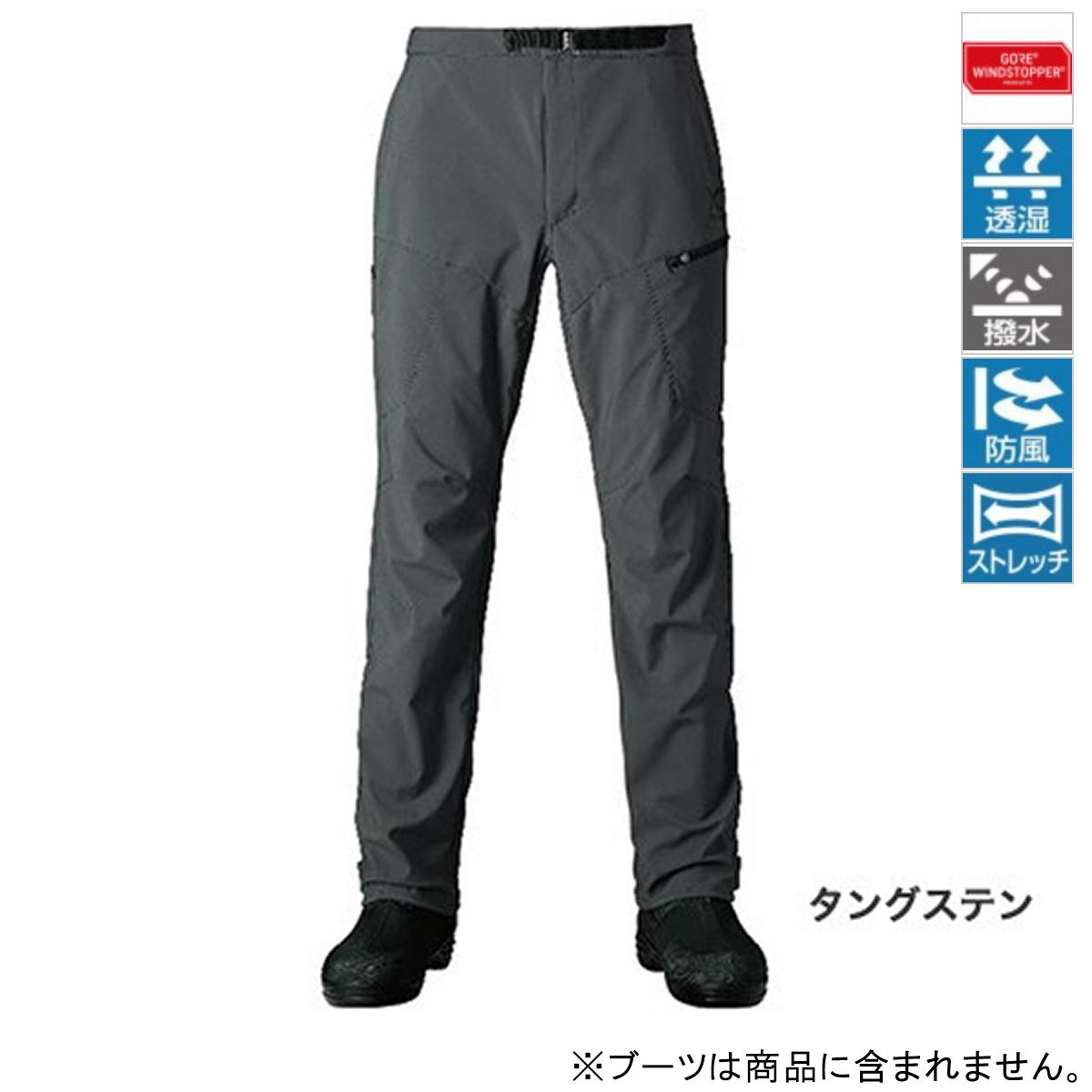 シマノ XEFO ゴア ウィンドストッパー ボトム PA-241R 2XL タングステン(東日本店)