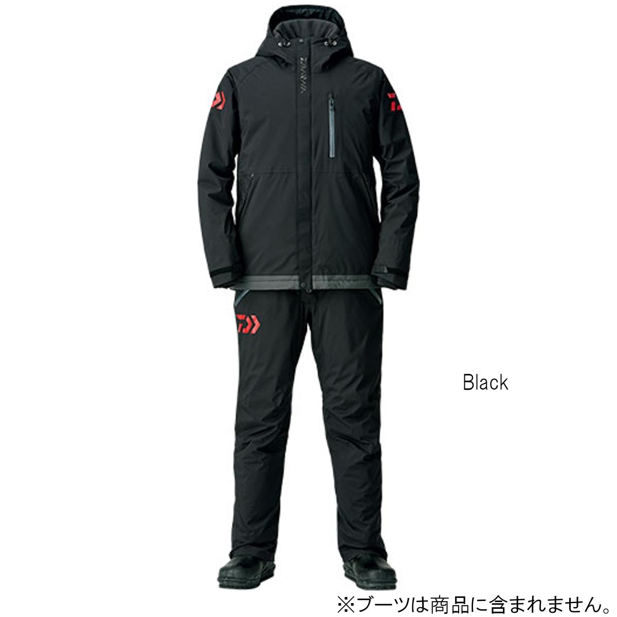 ダイワ レインマックス エクストラハイロフト ウィンタースーツ DW-3208 L Black(東日本店)
