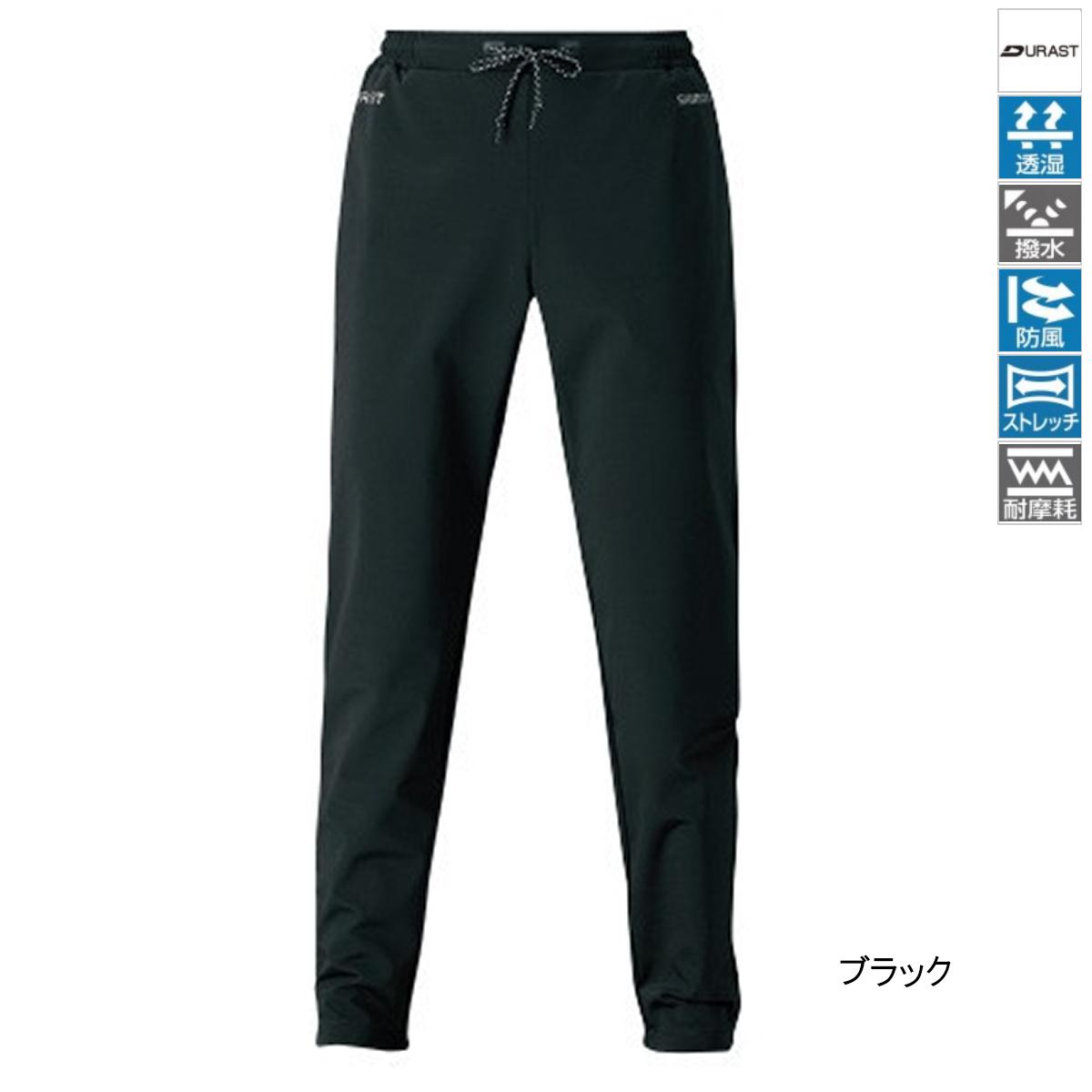 シマノ XEFO DURAST ジョガーパンツ WP-255S L ブラック(東日本店)