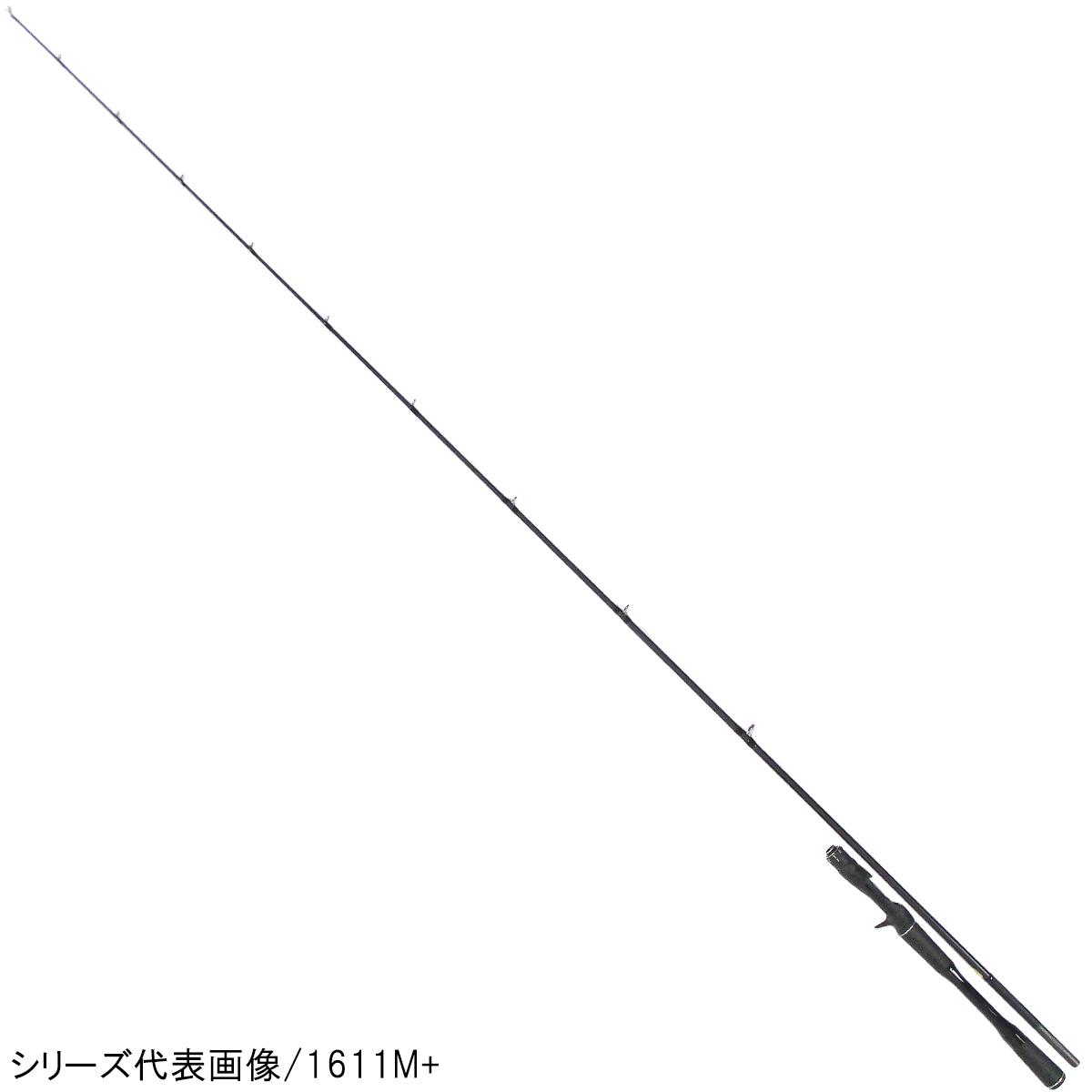 シマノ ポイズンアドレナ (ベイト) 174H-LM【大型商品】(東日本店)