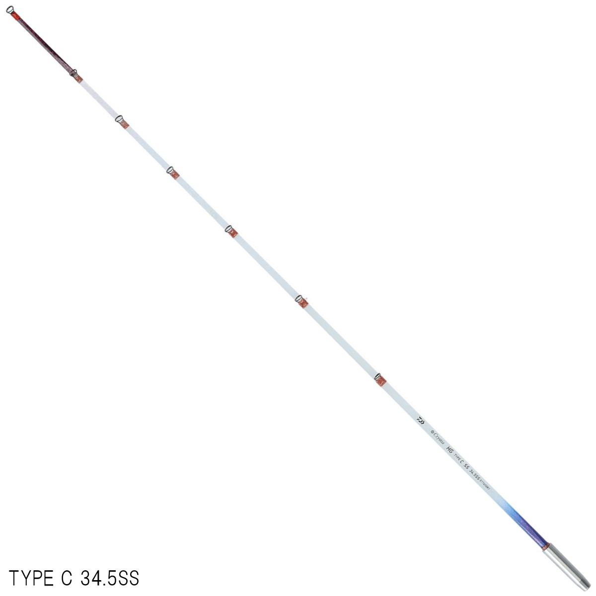 ダイワ クリスティアワカサギHG SS TYPE C 34.5 SS(東日本店)