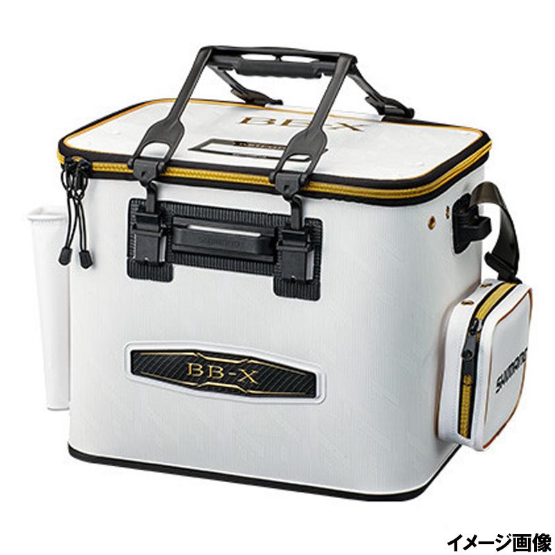 シマノ フィッシュバッカン ファイヤーブラッド ハードタイプ 45cm BB-Xホワイト [BK-122T](東日本店)