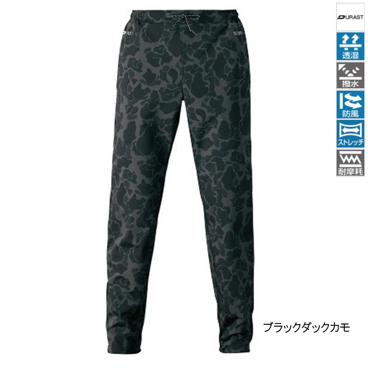 シマノ XEFO DURAST ジョガーパンツ WP-255S XL ブラックダックカモ(東日本店)