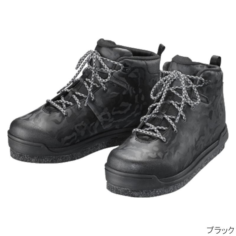 シマノ ジオロックシューズ 26.0cm ブラック [FS-080T](東日本店)