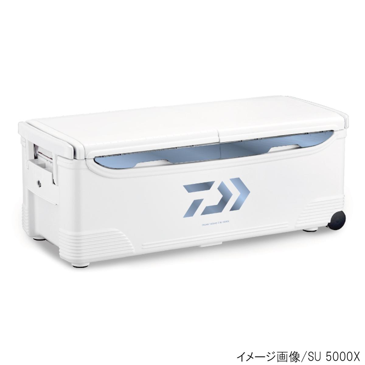 日本製 ダイワ トランク大将 II SU SU 4000X 4000X II アイスブルー クーラーボックス(東日本店), ワールドセレクトショップ:90933c2a --- supercanaltv.zonalivresh.dominiotemporario.com