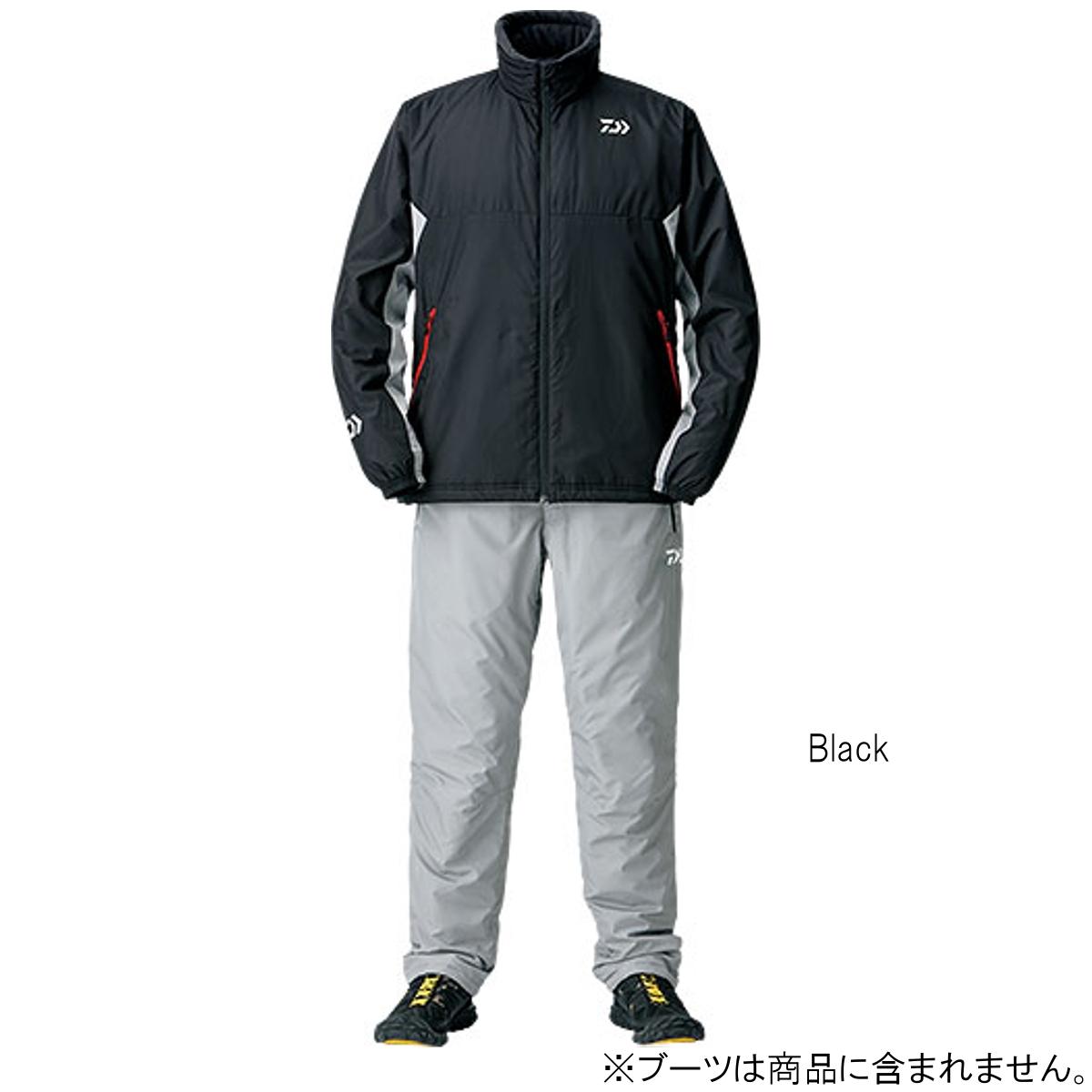 ダイワ ウォームアップスーツ DI-52008 M Black(東日本店)