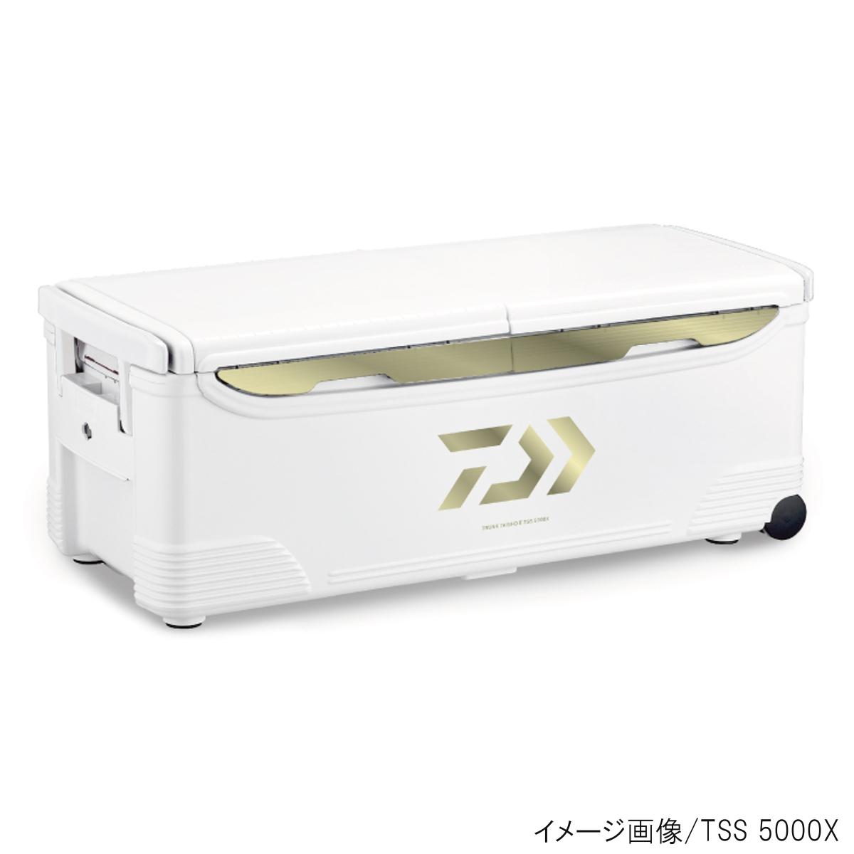 ダイワ トランク大将 II TSS 4000X シャンパンゴールド クーラーボックス(東日本店)【同梱不可】