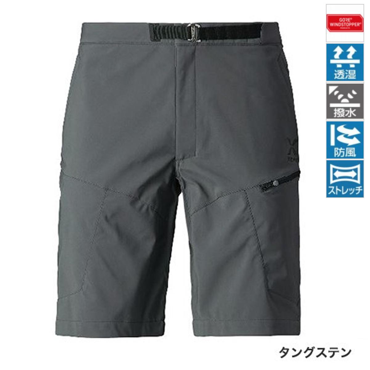 シマノ XEFO GORE WINDSTOPPER ショーツ PA-242R M タングステン(東日本店)