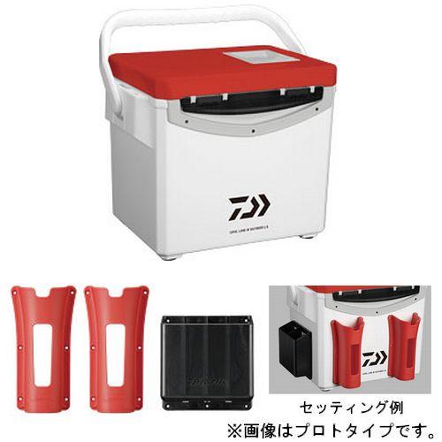 ダイワ クールラインα GU 1000X LS レッド クーラーボックス(東日本店)【6co01】【同梱不可】
