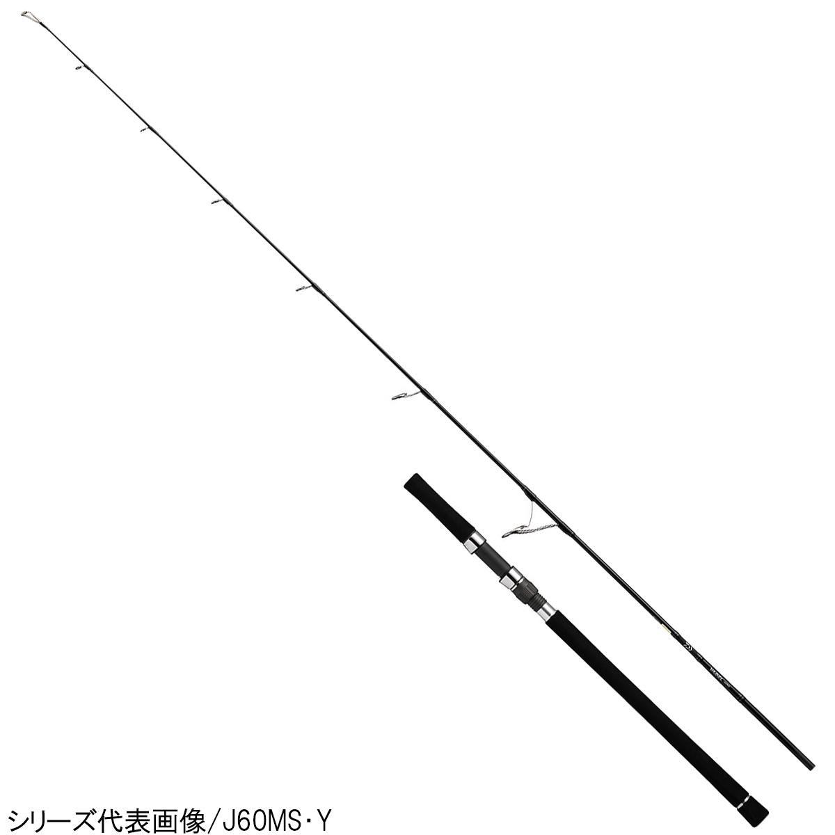 【5/10最大P45倍!】ダイワ ヴァデル J60HS・Y(東日本店)
