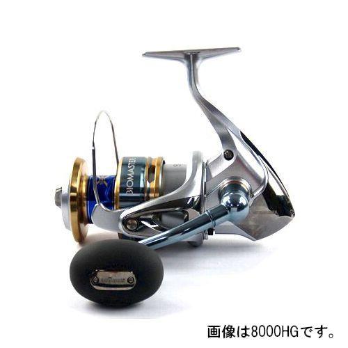 【4/1 24時間限定!エントリーで最大P31倍】シマノ バイオマスターSW 8000HG(東日本店)