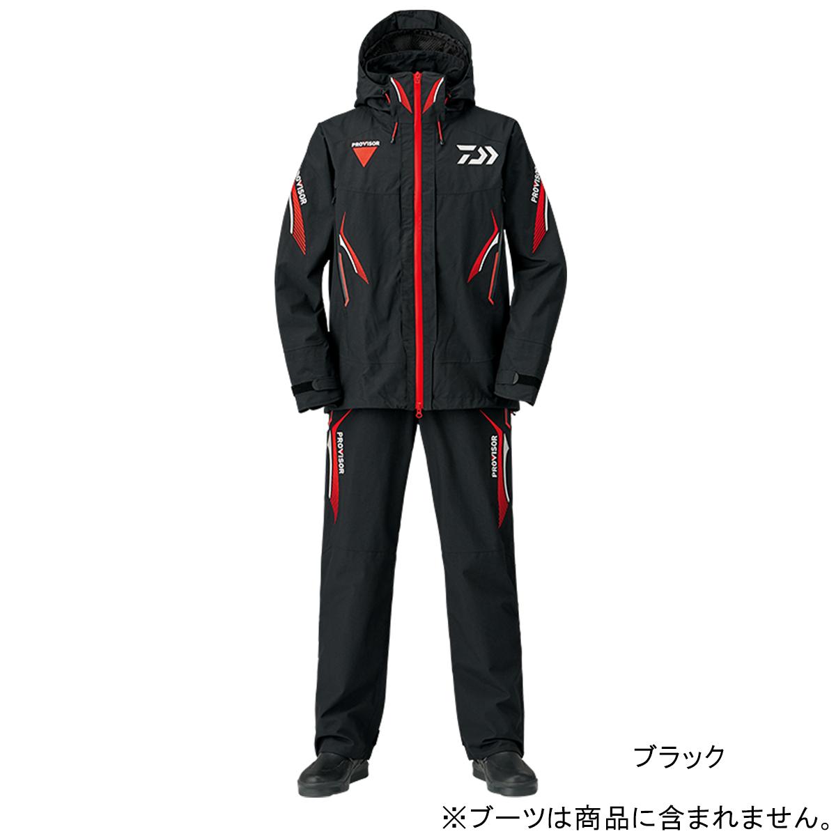 ダイワ プロバイザー ゴアテックス プロダクト コンビアップレインスーツ DR-1508 XL ブラック(東日本店)