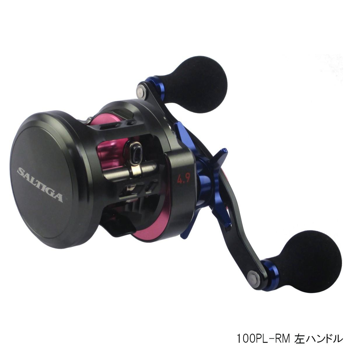 ダイワ ソルティガ BJ 100PL-RM 左ハンドル(東日本店)【同梱不可】