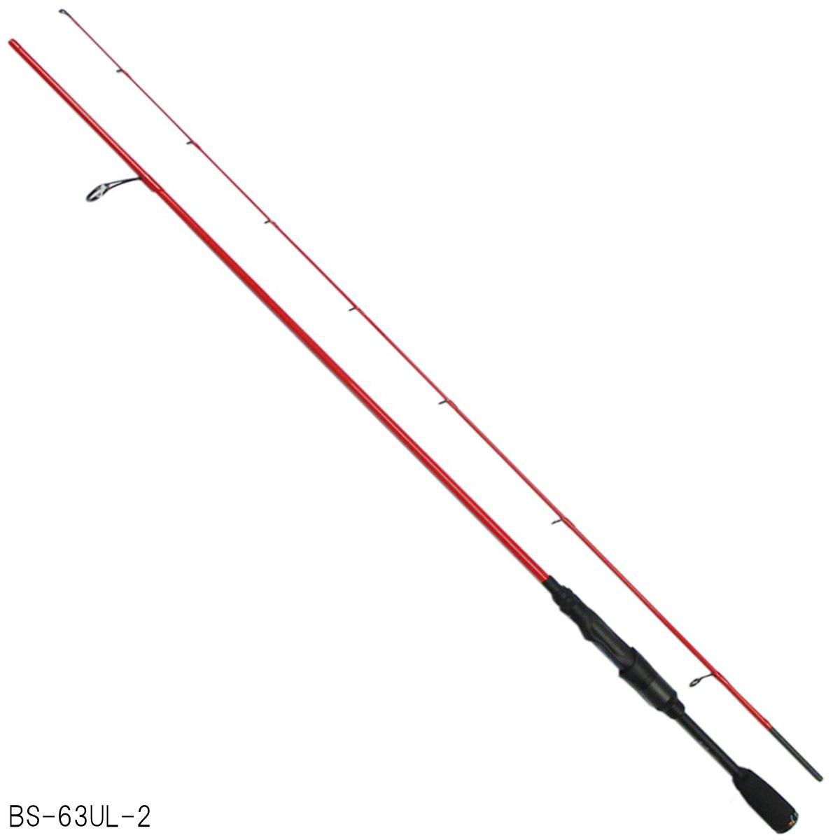 ジャッカル BPM 2ピースモデル BS-63UL-2(東日本店)