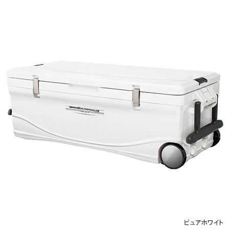 シマノ スペーザ ホエール ベイシス 600 UC-060I ピュアホワイト クーラーボックス(東日本店)【6co01】【同梱不可】
