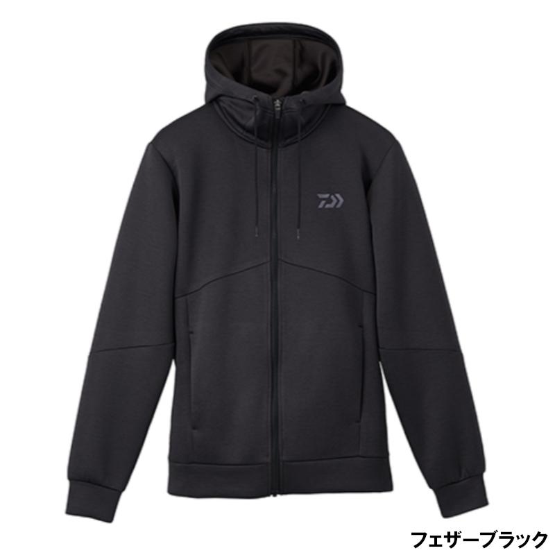 ダイワ DJ-8520 ハイブリッドストレッチジャケット L フェザーブラック(東日本店)