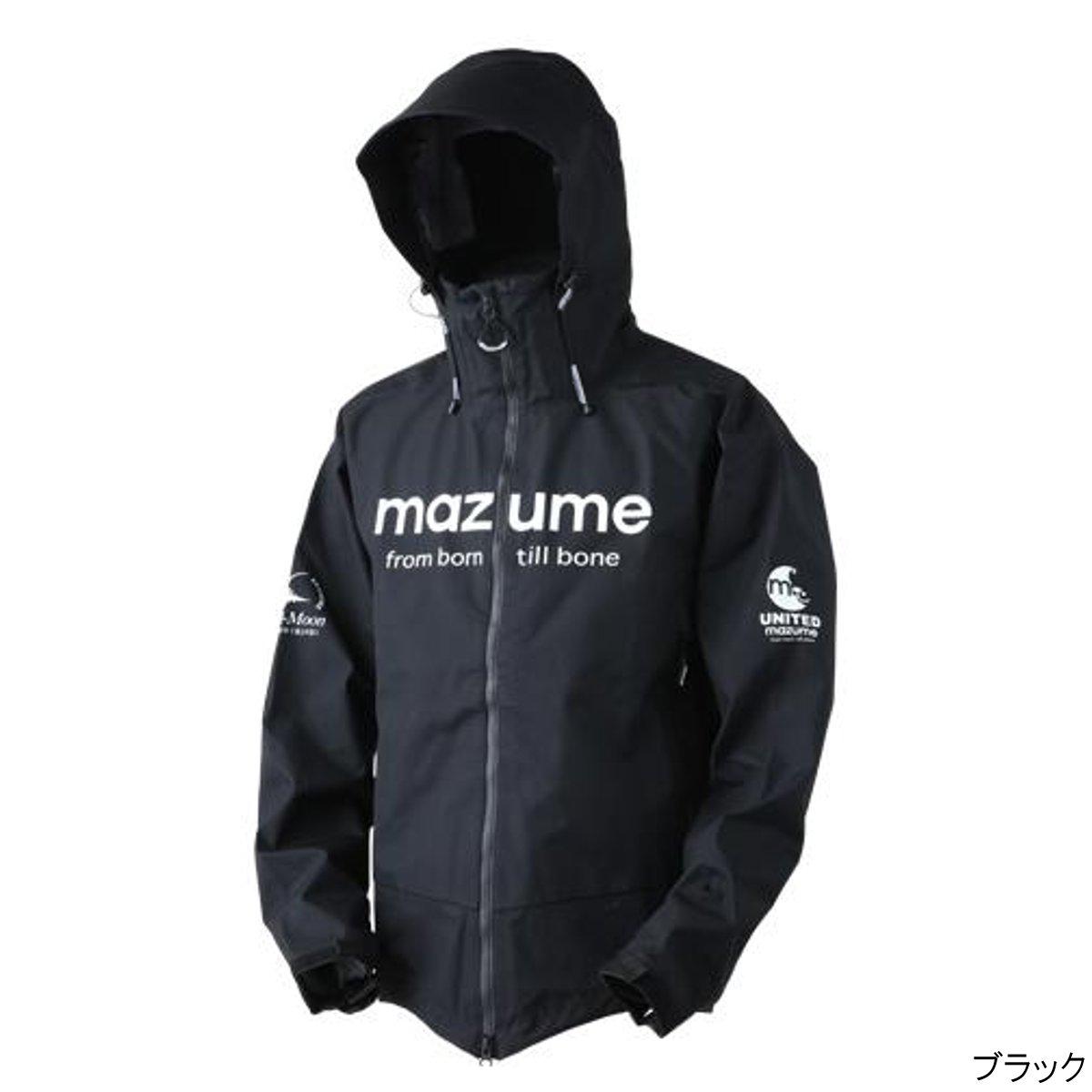 マズメ レッドムーンレインジャケット Ver.2 MZRJ-357 LL ブラック(東日本店)