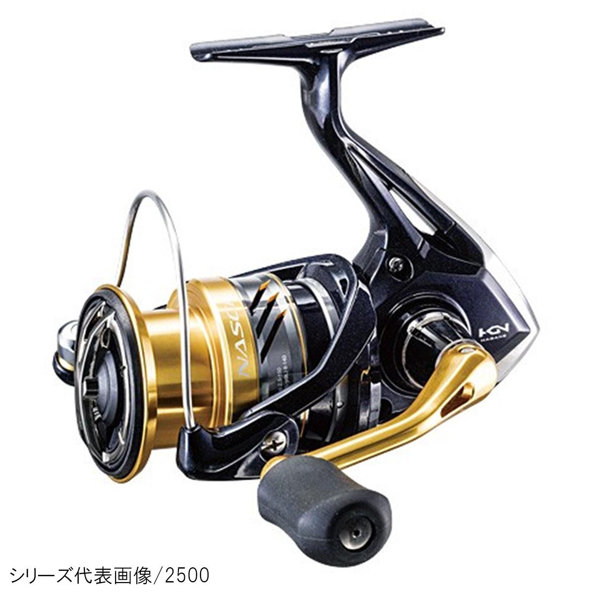 シマノ ナスキー 2500HGS(東日本店)