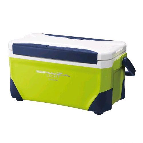 シマノ スペーザ ライト 250 LC-025M ライムグリーン クーラーボックス(東日本店)【6co01】【同梱不可】