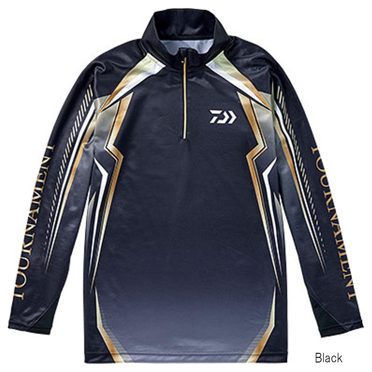 ダイワ トーナメント M ドライシャツ DE-77008T DE-77008T M Black(東日本店), AVALANCHE GOLD&JEWELRY:313d2e33 --- idelivr.ai