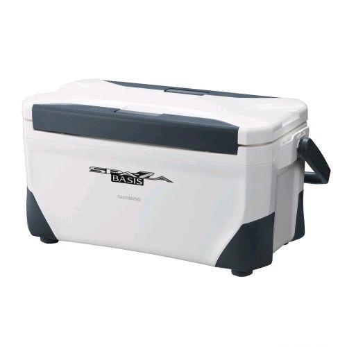 シマノ スペーザ ベイシス 250 UC-025M ピュアホワイト クーラーボックス(東日本店)【6co01】【同梱不可】