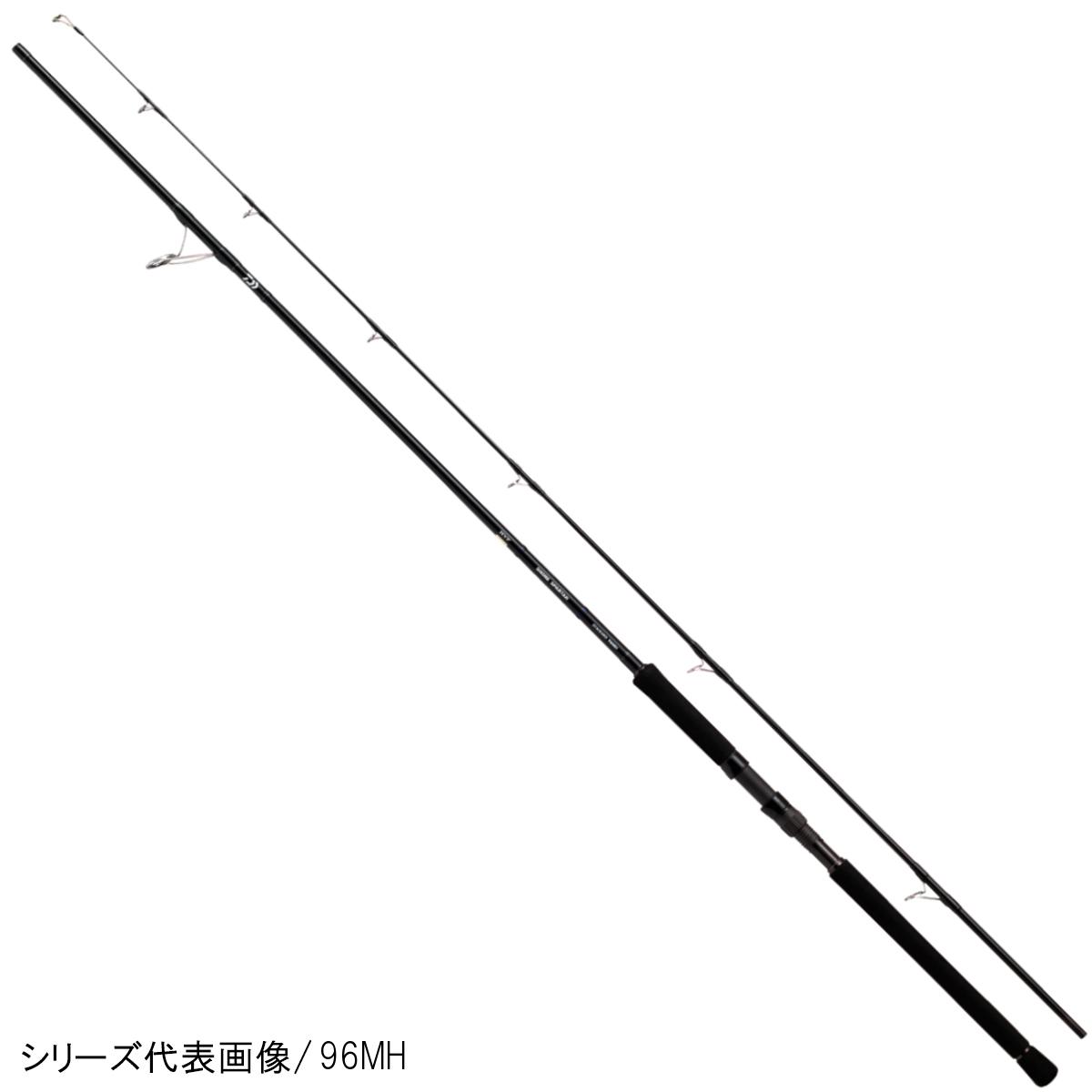ダイワ ショアスパルタン スタンダード 96M【大型商品】(東日本店)
