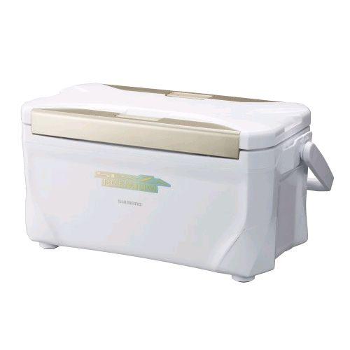 シマノ スペーザ プレミアム 250 ZC-025M アイスホワイト クーラーボックス(東日本店)【6co01】【送料無料】【同梱不可】