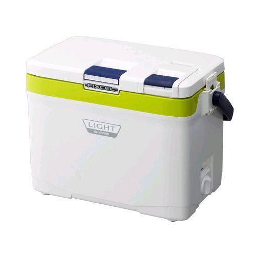 シマノ フィクセル ライト 120 LF-012N ライムグリーン クーラーボックス(東日本店)【6co01】【同梱不可】