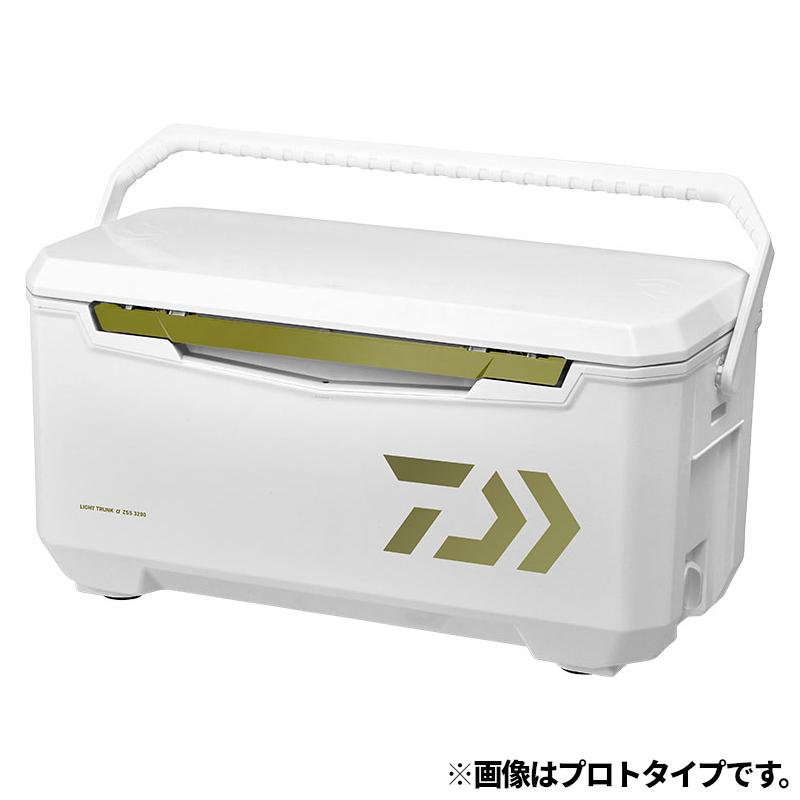 ダイワ ライトトランクα ZSS 3200 Sゴールド クーラーボックス(東日本店)【同梱不可】
