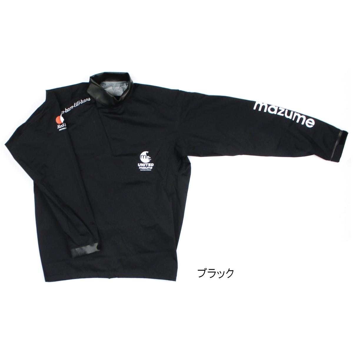 マズメ レッドムーンプルオーバーレインジャケット MZRJ-358 LL ブラック(東日本店)