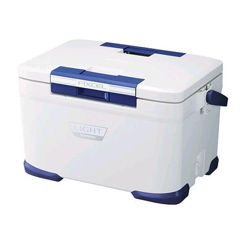 シマノ フィクセル ライト 300 LF-030N ピュアホワイト クーラーボックス(東日本店)【6co01】【同梱不可】