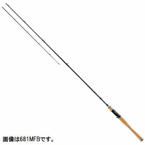 ダイワ ブラックレーベル+ ベイトキャスティングモデル 7011HRB【大型商品】(東日本店)