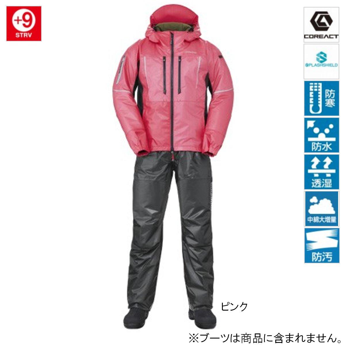 シマノ SS・3Dマリンコールドウェザースーツ RB-033R XL ピンク(東日本店)
