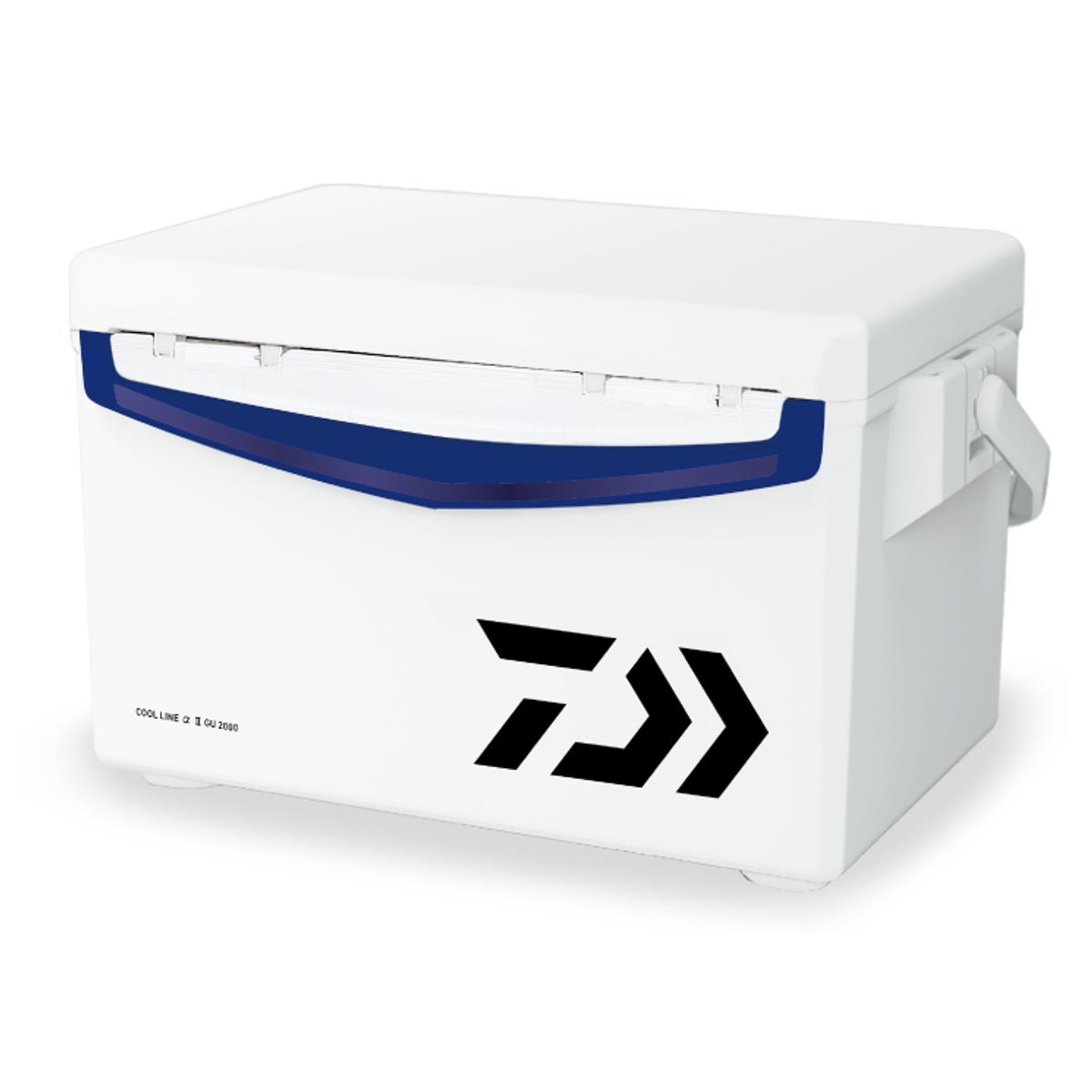 ダイワ クールラインα II GU 2000 ブルー クーラーボックス(東日本店)【同梱不可】