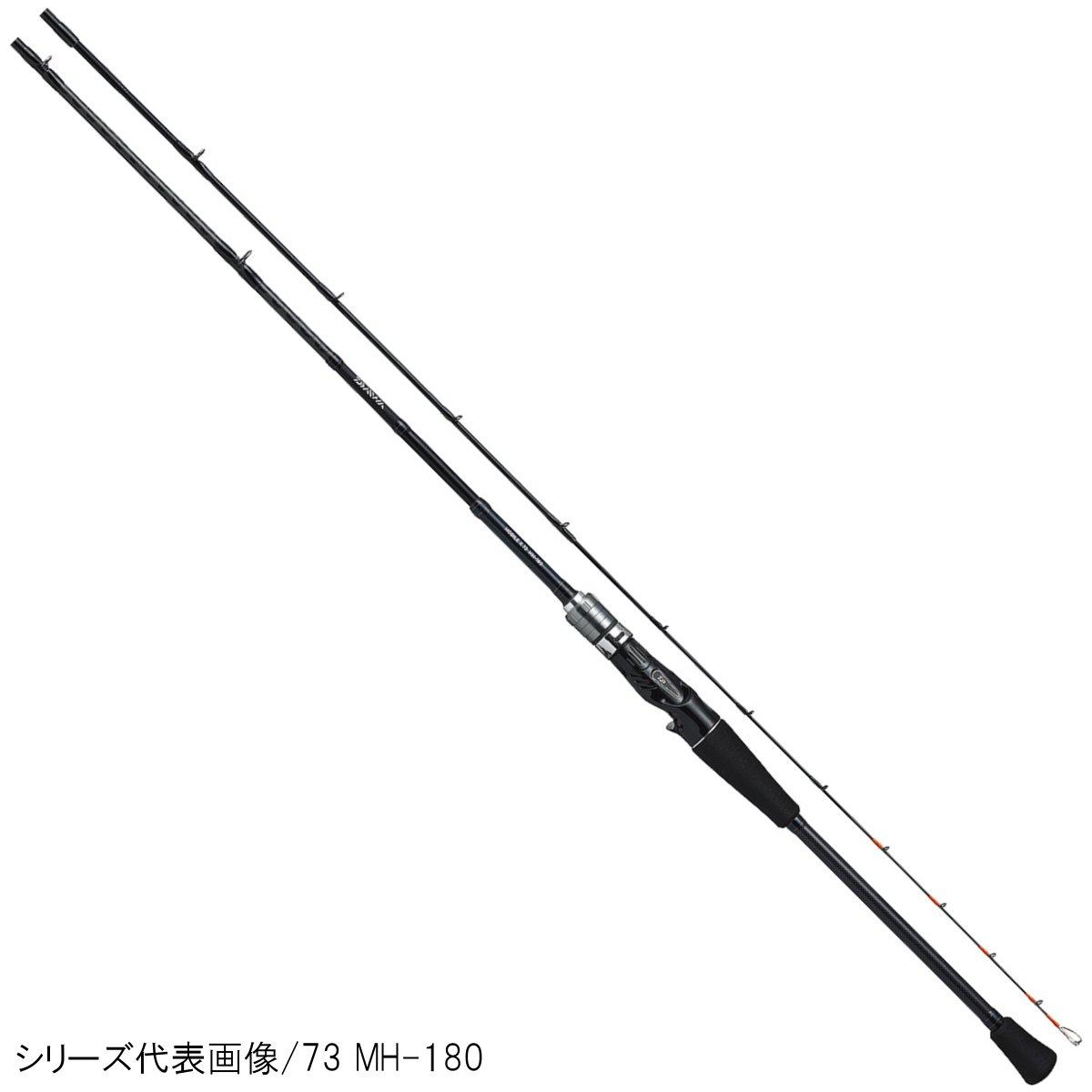 【8/1-2は夏の陣!最大P47倍!】ダイワ モバイル X 73 M-180(東日本店)