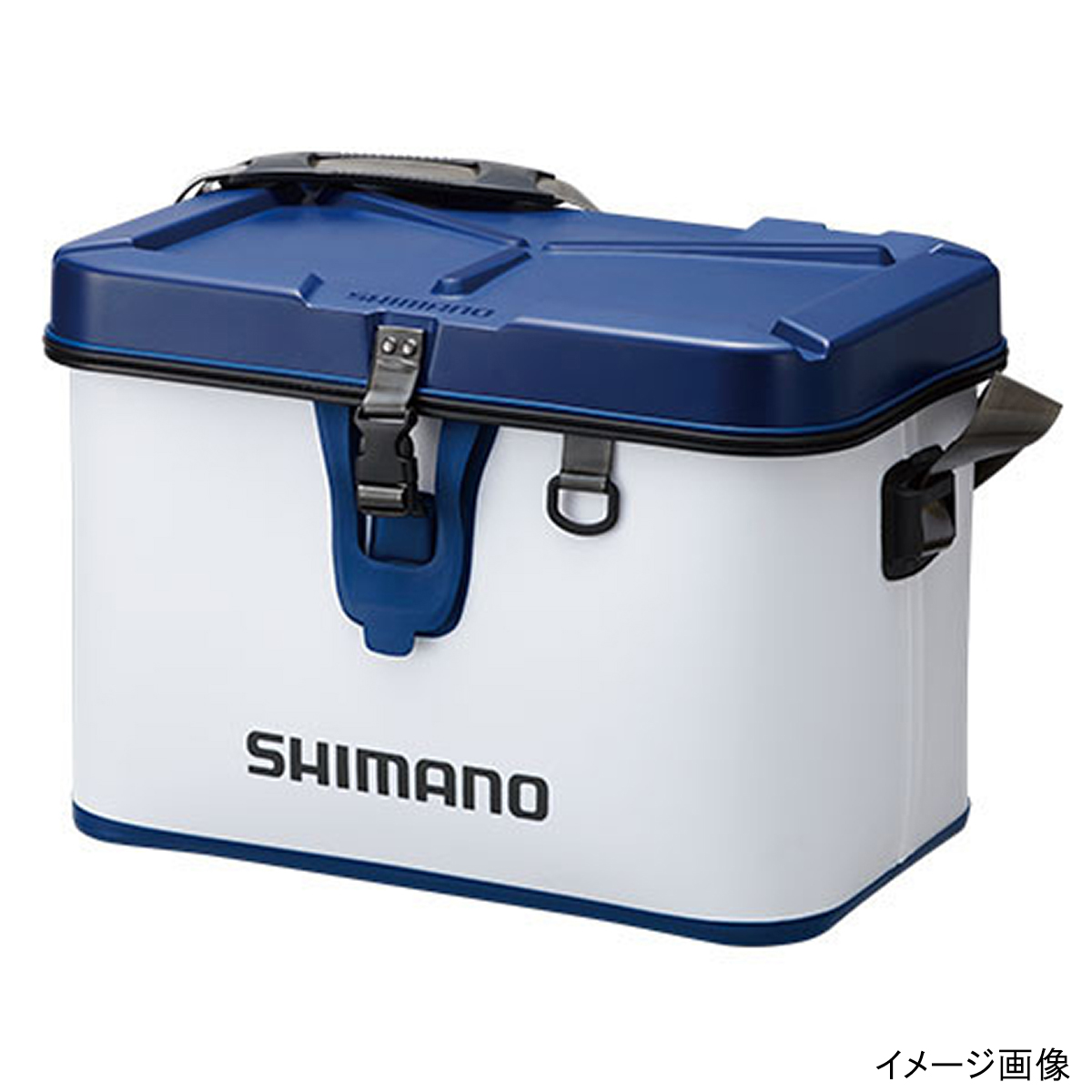 シマノ タックルボートバッグ(ハードタイプ) BK-001Q 27L ホワイト(東日本店)