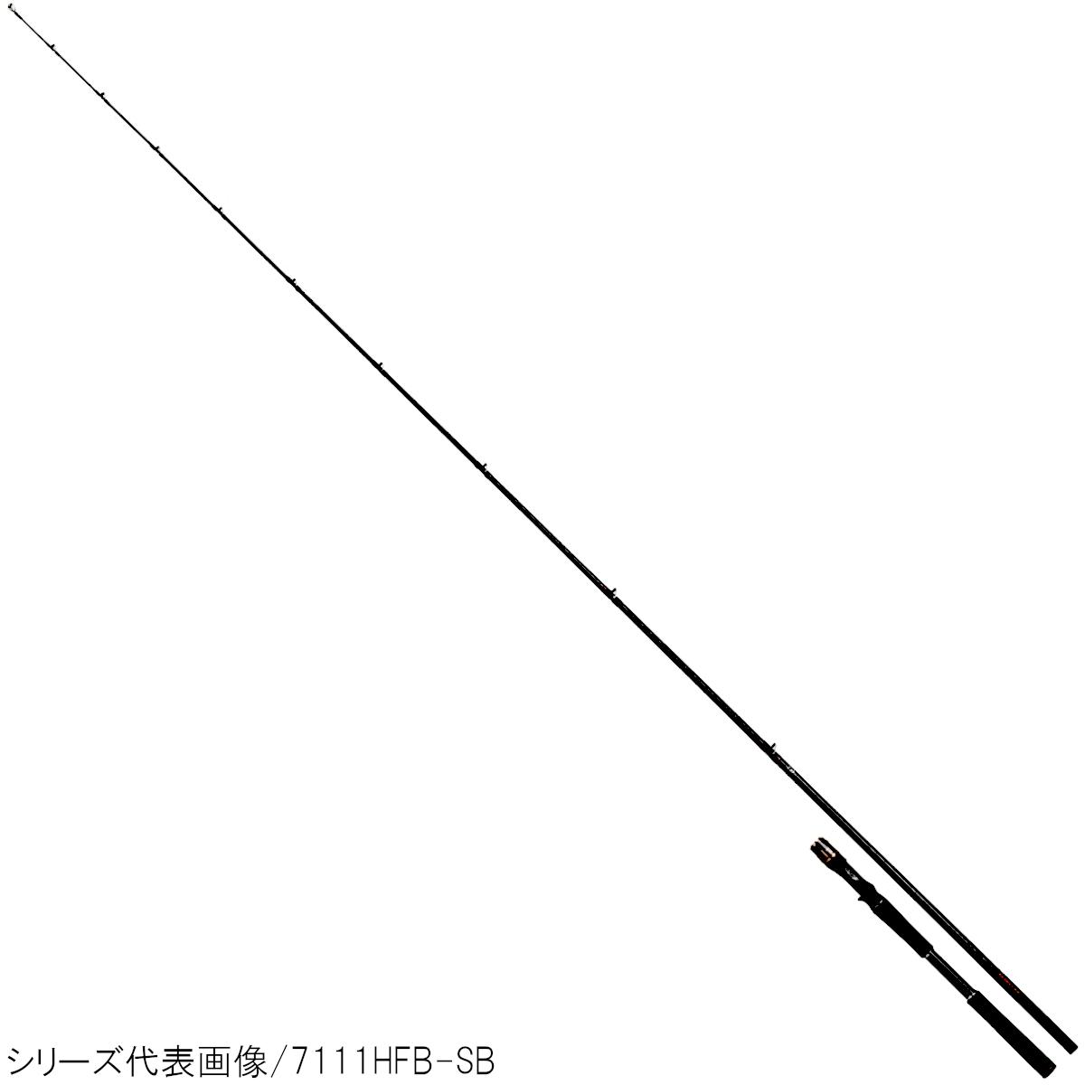 【5/10最大P45倍!】ダイワ リベリオン(ベイトモデル) 731MHFB【大型商品】(東日本店)